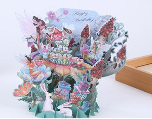 3D Card for Friends TD1201F
