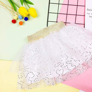 1-6Y Girls Sequins Tutu Skirt A20412E