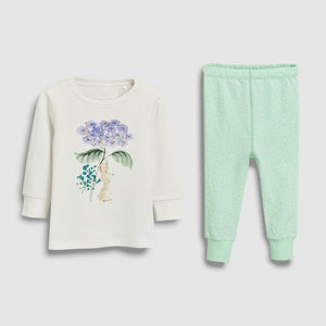Sweet Pyjamas Sleepwear 2pcs Set A40422D