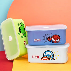 Cartoon Lunch Box With Cover