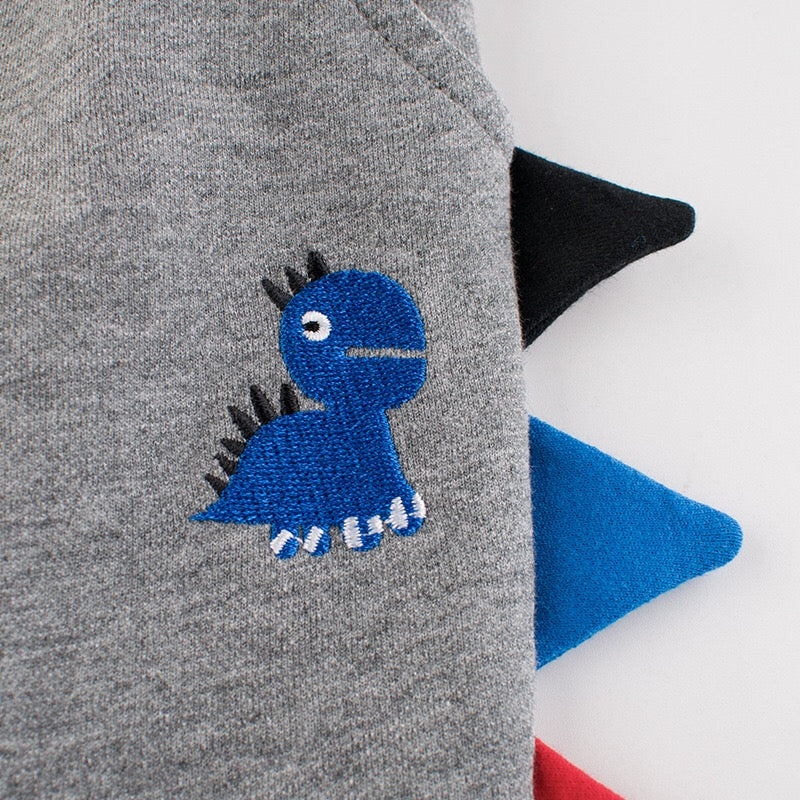Kids Cotton Dinosaur Pants A10313K