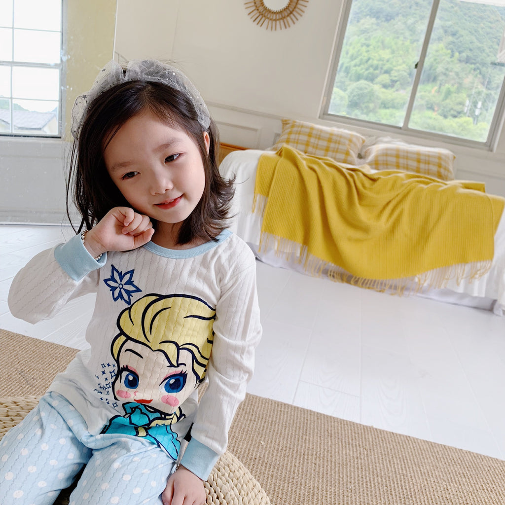 Frozen Pyjamas 2pcs Set A40425H
