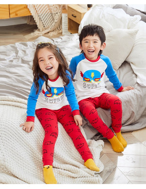 Flash Pyjamas 2pcs Set A40425E