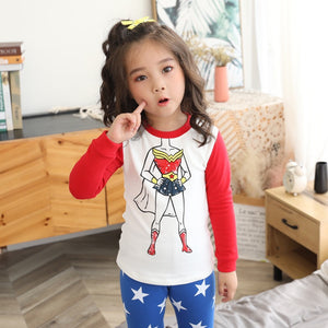 Wonder Woman Pyjamas 2pcs Set A40425F