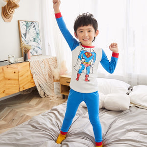 Superman Pyjamas 2pcs Set A40425D