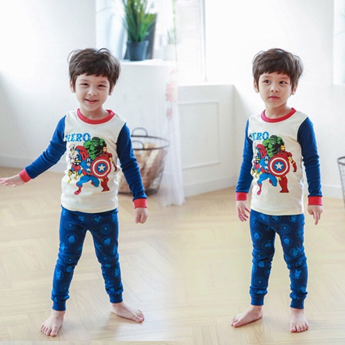 Avengers Pyjamas 2pcs Set A40425C