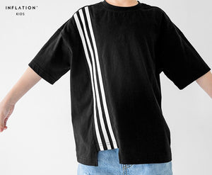 4-15Y Boys Black Shirt A10442G (Father size available)