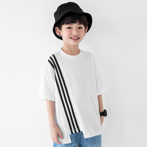 4-15Y Boys White Shirt A10442F (Father size available)