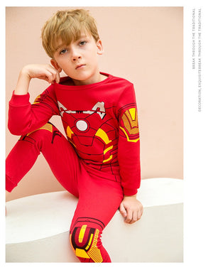 Iron Man Pyjamas 2pcs Set A40425B