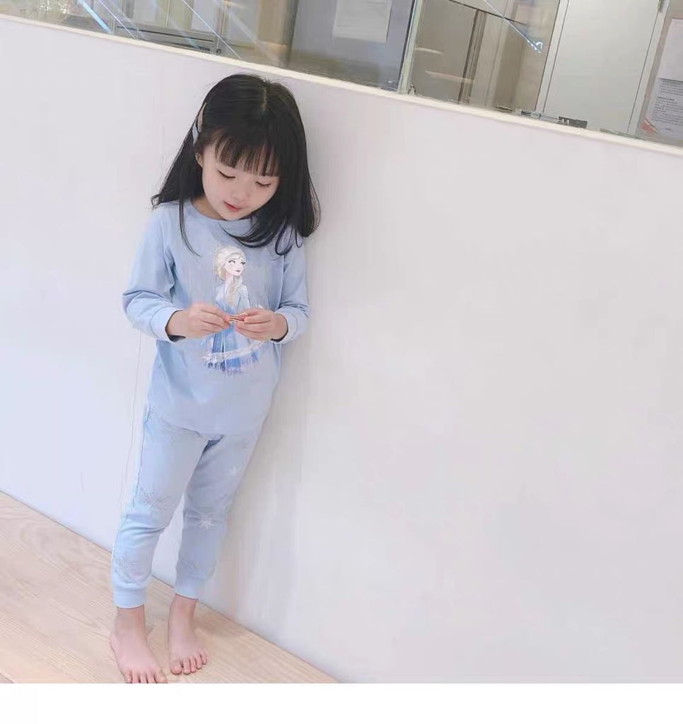 Frozen Pyjamas 2pcs Set A40425J