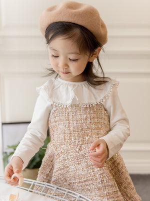 1-8Y Girls Top and Dress 2pcs Set G20121B