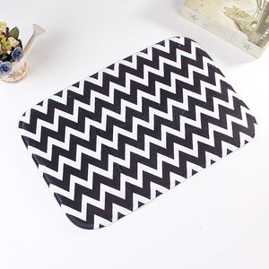 Chevron Door Mat H811B