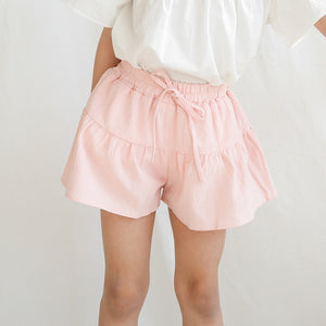 3-15Y Girls Pink Shorts G21032K (Mother sizes available)