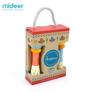 Mideer Children Skipping Rope 100% Cotton 2.2M Adjustable MD2016A