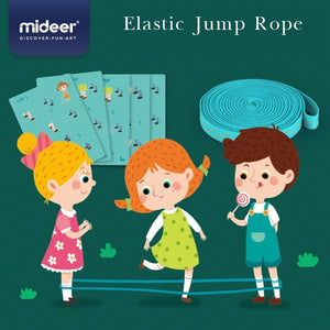 Mideer Elastic Jump Ropes / Play Jump Rope MD2017A