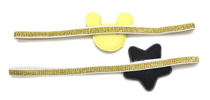 Baby/Kids Elastic Headbands Hair Accessories A323G1D