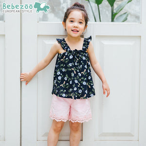 1-6Y Bebezoo Top and Bottom 2pcs Set K20121H