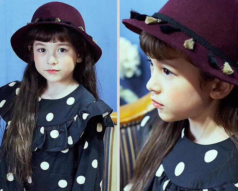 Girls Korean Fashion Hat K324B