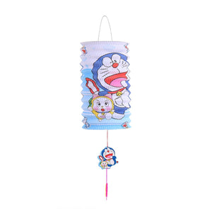 DIY Cartoon Lantern with LED light and Stick LT1001G
