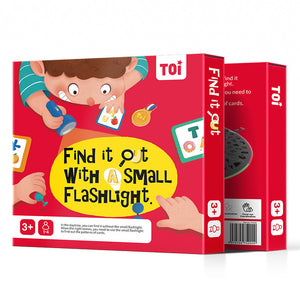 TOi Find it out with a small flashlight MD2012G