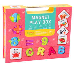 Magnetic Puzzle Games MD2019E