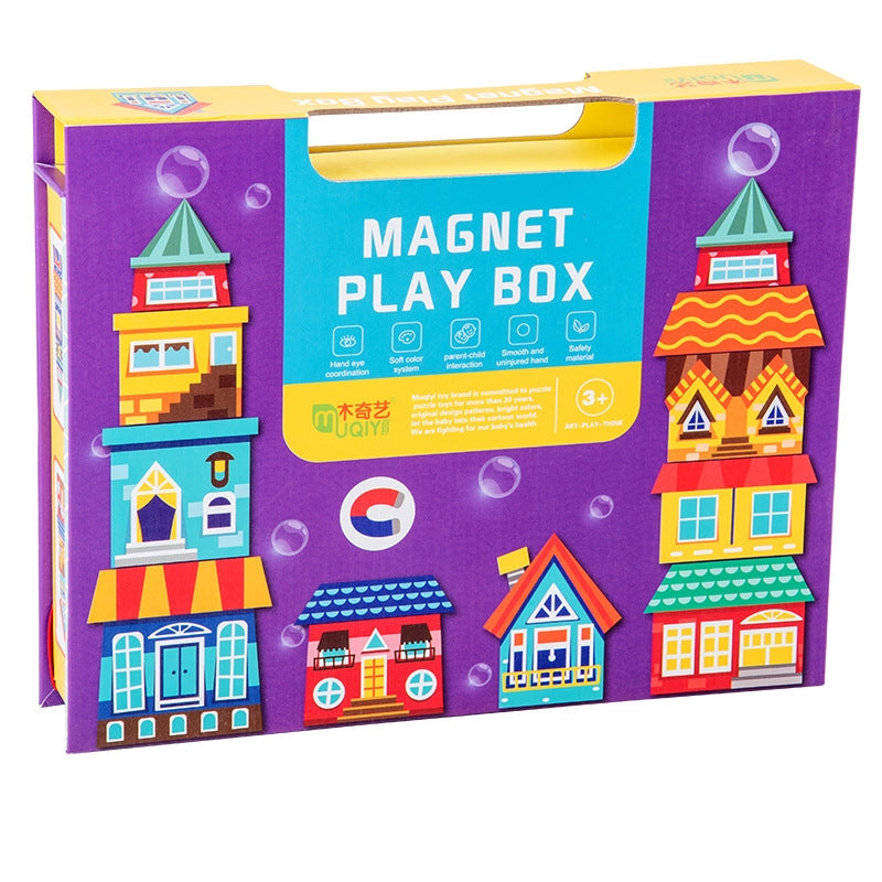 Magnetic Puzzle Games MD2019G