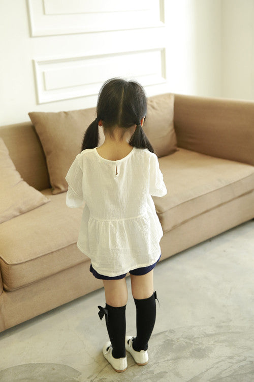 0-4Y Knee High Long Socks A3255L1