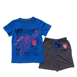 5-12Y Boys Top and Bottom 2pcs Set A1051D