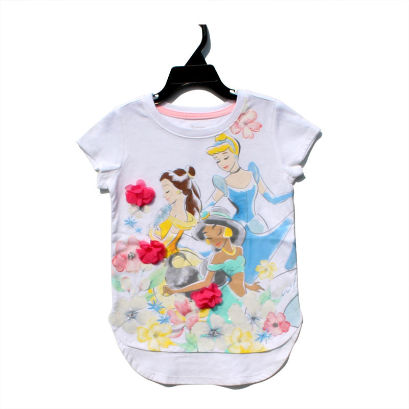Girls Short-Sleeves Shirt A20217G