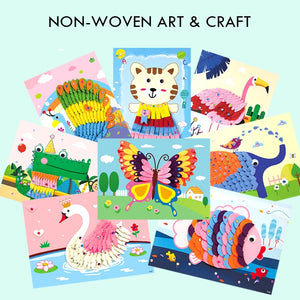 Non-Woven Art and Craft DIY Pack AC2003A
