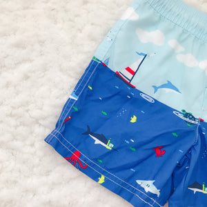 2-8Y Boys Beach Trunks A10315B