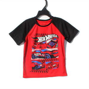 Hot Wheel Active Dryfit Shirt A10433G