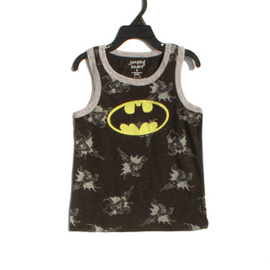 Batman Superhero Sleeveless Shirt A10433A