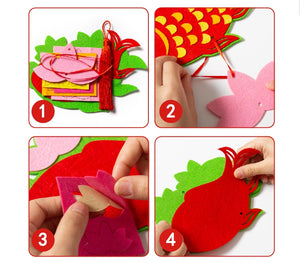 Lunar New Year Art and Craft Decoration DIY Pack CNY1003G