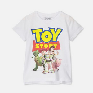 2-10Y Boys Short Sleeve T-Shirt A10428D