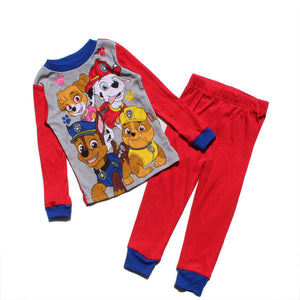 1-6Y Boys Paw Patrol Pyjamas 2pcs Set A40421K