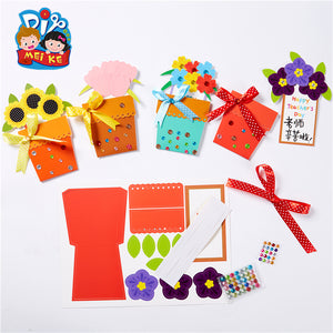 DIY Handmade Greeting Card Kit for Teacher TD1008A/ TD1008B/ TD1008C