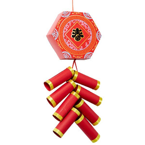 Lunar New Year Art and Craft Decoration DIY Pack CNY1001B