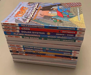 Science Comics Set of 19 Books BK2002B