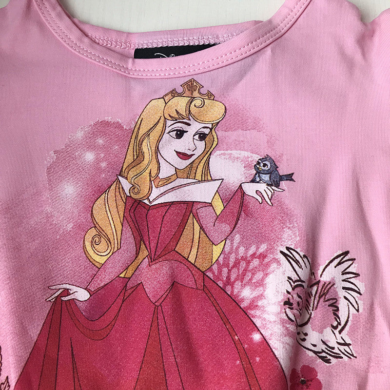 2-8Y Girls Sleeping Beauty Tulle Dress G20133D