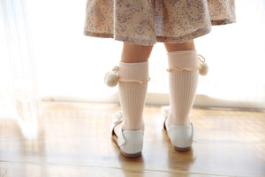 0-4Y Baby/ Kids Knee High Long Socks A3253L15