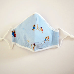 Child's Reusable Fabric Face Mask