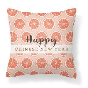 Cushion Cover PPD652E CNY Collection