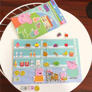 Magnetic Puzzle Games PZ1031D