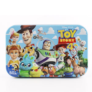 Children Toy Story 60-Pieces Jigsaw Puzzle PZ1060A