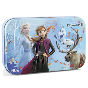 Children Frozen II 60-Pieces Jigsaw Puzzle PZ1060B