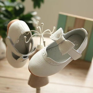 Soft Leather White Shoes S3251A