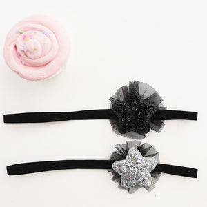 100% Handmade Kids Star Headbands A323G3E / A323G3F