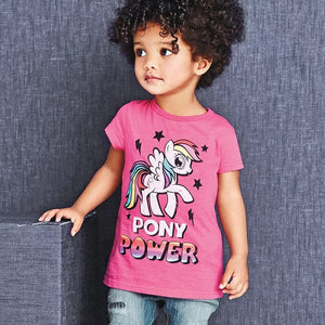 1-6Y Girls Little Maven Short-sleeve Shirts A231M