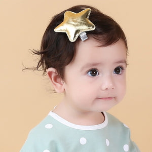 100% Handmade Kids Star Hairclip A323G83J